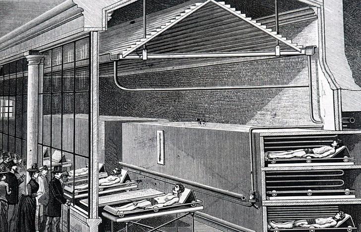 Фото №2 - Как парижский морг в XIX веке привлекал сотни тысяч зевак