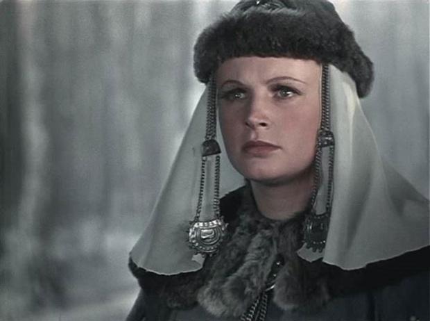 Фото №10 - Богини советского черно-белого кинематографа