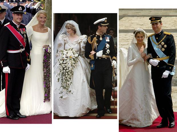 Фото №1 - Первый танец: какие песни выбирали для свадьбы королевские пары