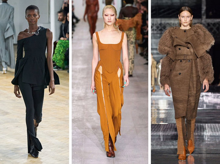 Фото №7 - 10 трендов осени и зимы 2020/21 с Недели моды в Лондоне