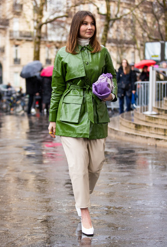 Фото №13 - Смелый выход: как носить подиумные тренды в повседневной жизни