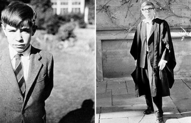 Фото №1 - Во Вселенную Стивена Хокинга: о судьбе, об открытиях, о вечных вопросах