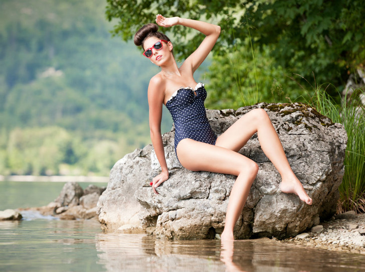 Фото №5 - Безопасность купальника: на пляже и в бассейне