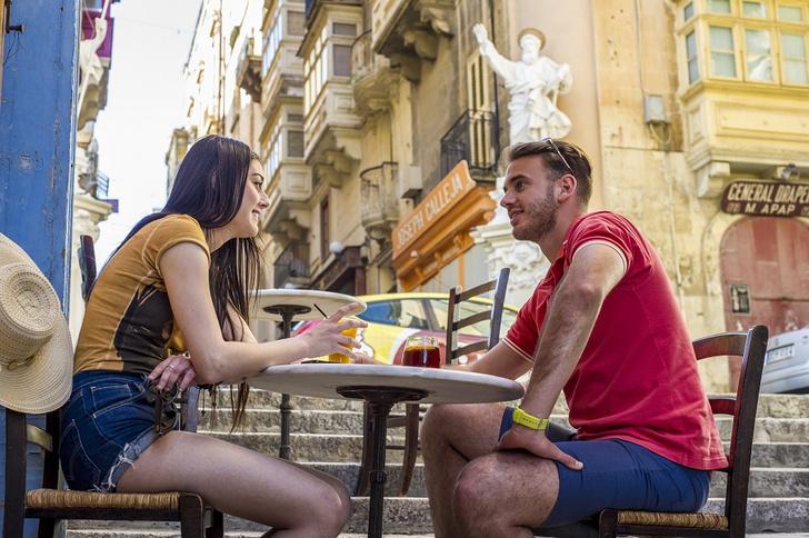 Фото №2 - Английский 2-в-1: отдых и обучение на Мальте