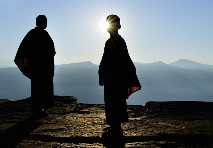Фото №1 - От чистого сердца: Как живут в индийском штате Сикким