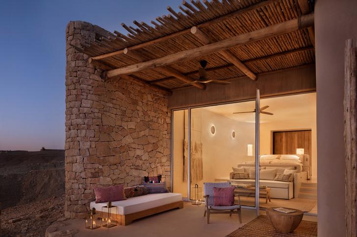 Фото №6 - Песчаный замок: отель в пустыне Негев