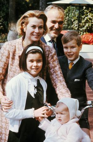 Фото №3 - Сильные гены: как выглядят потомки принцессы Монако Грейс Келли