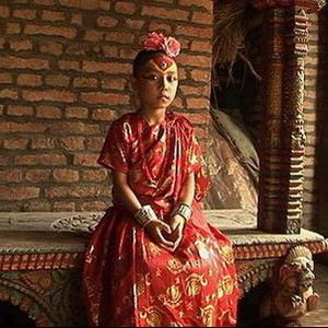 Фото №1 - В Непале разжаловали богиню
