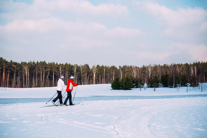 Фото №8 - Где кататься на лыжах и коньках в Москве