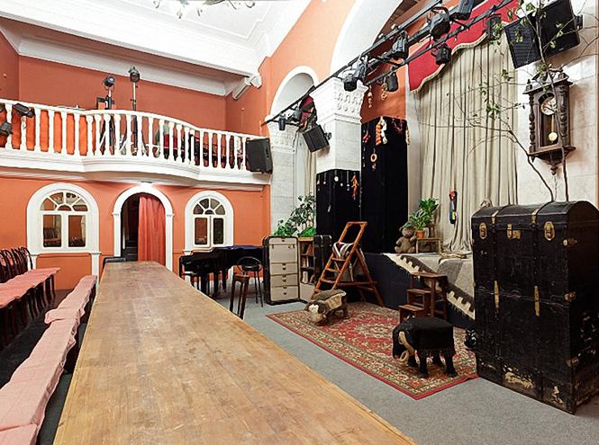 Фото №9 - 6 самых необычных театров Москвы, которые стоит посетить в праздники