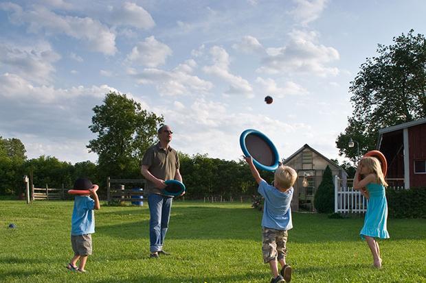 Фото №4 - Выходи играть: подвижные игры для детской компании