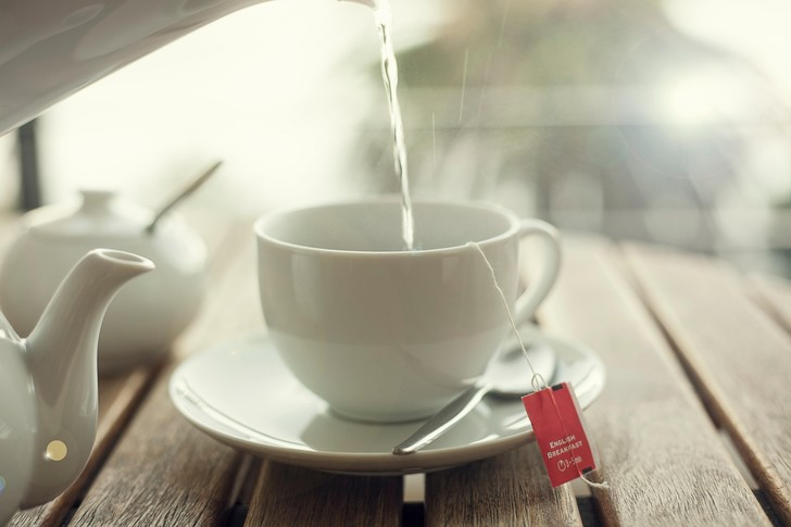 Фото №1 - В пакетированном чае обнаружена неожиданная «добавка»