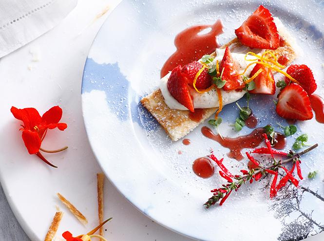 Фото №1 - Цветы на обед: рецепты знакомых блюд с новыми ингредиентами