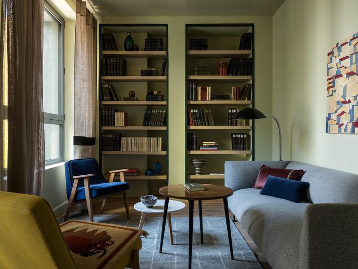 Фото №1 - Квартира 57 м² для молодого инженера: проект Натальи Гергель