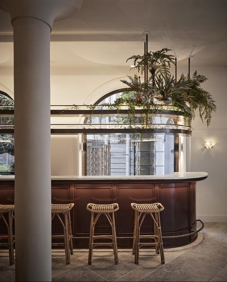 Фото №5 - Романтичный ресторан по проекту Space Copenhagen