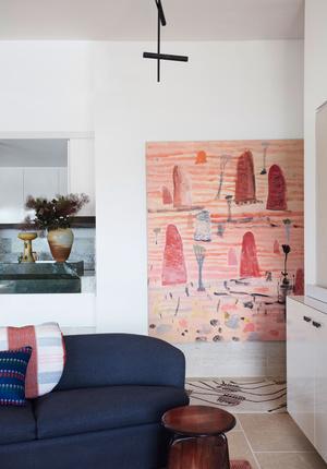 Фото №3 - Яркая квартира в Сиднее