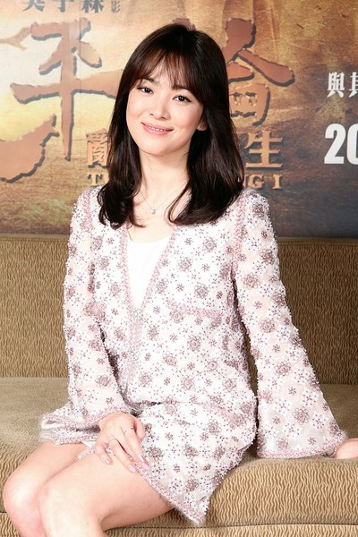 Актрисе Сон Хе Гю 37 лет, а выглядит она на 20
