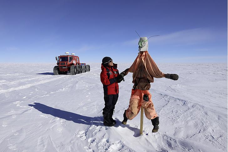 Фото №5 - Айс-рекорд: к 200-летию открытия Антарктиды