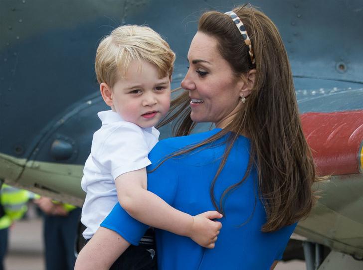 Фото №4 - Сложный этап: как в скором времени изменится жизнь принца Джорджа