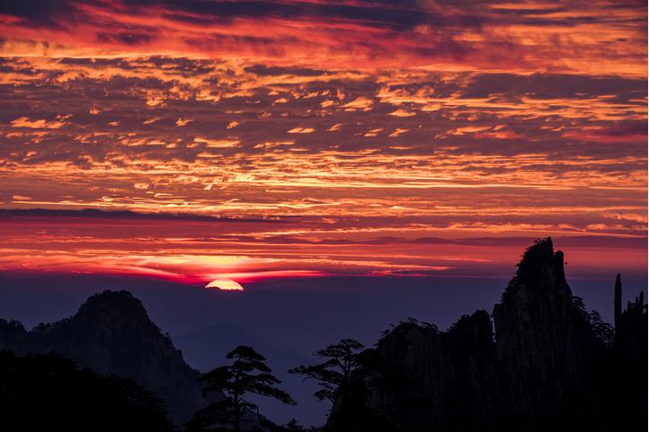 Фото №1 - Восход солнца