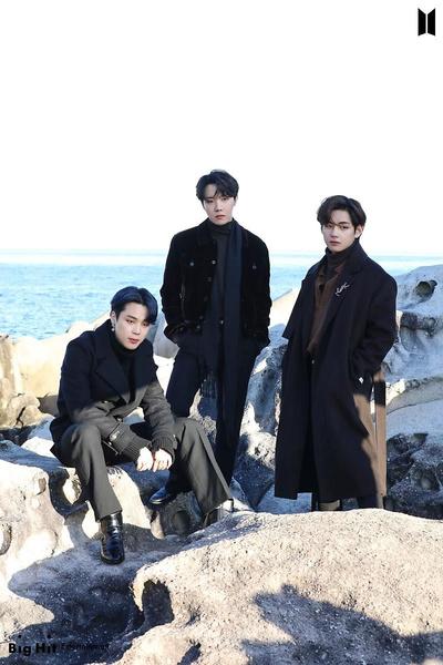 Фото №65 - Снежные ангелы: Big Hit Entertainment выложил 65 новых фото BTS 😍