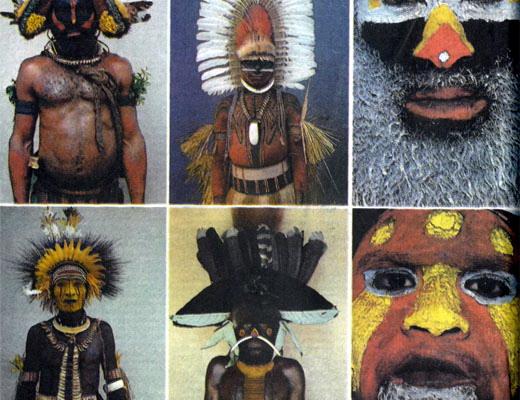Фото №1 - Лики предков