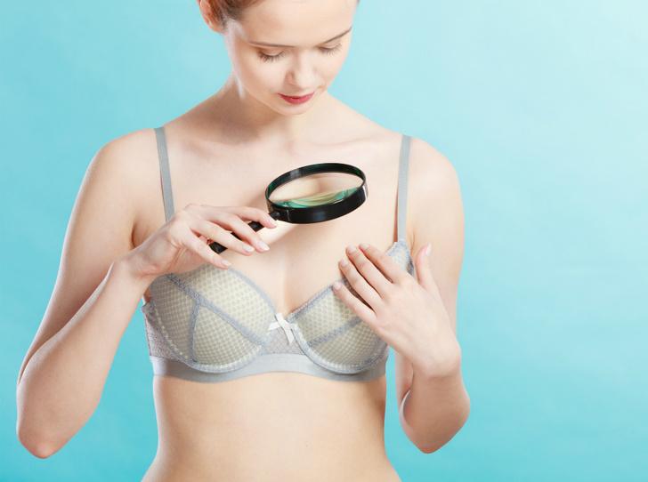 Фото №1 - Возрастные изменения груди: что о них нужно знать и как с ними бороться