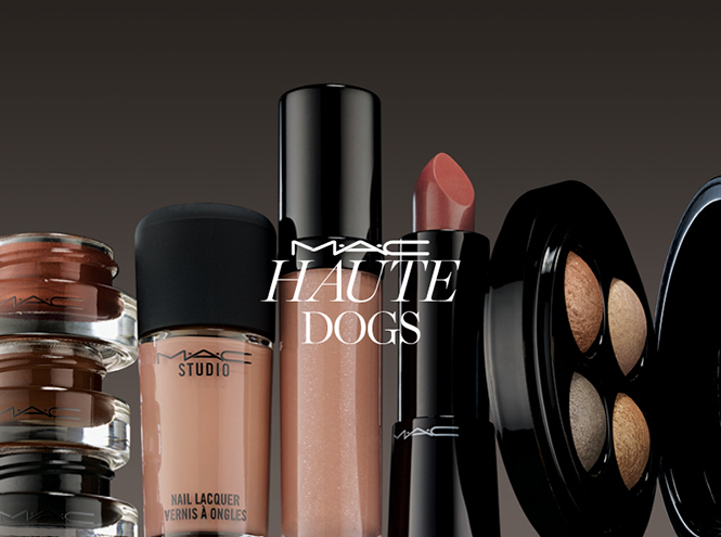 Фото №2 - Дай лапу: коллекция макияжа M.A.C для собачников и их любимцев
