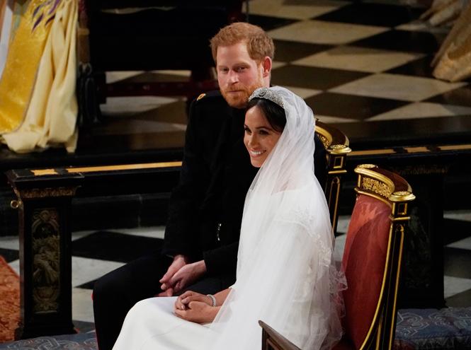 Фото №2 - Факты о свадьбе принца Гарри и Меган Маркл, которые войдут в историю
