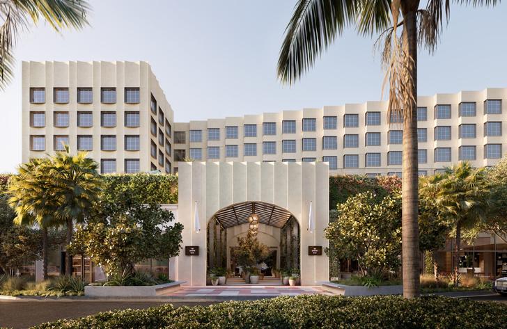 Фото №6 - The Goodtime Hotel: атмосферный отель в Майами по дизайну Кена Фалка