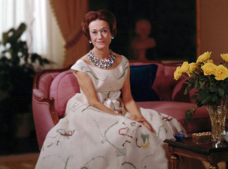 Фото №8 - Королевский размах: самые роскошные украшения Уоллис Симпсон