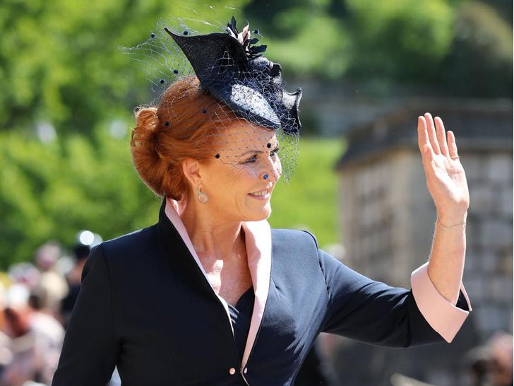 Фото №1 - О вражде с Дианой и отношениях с принцем Эндрю: новое интервью Сары Фергюсон