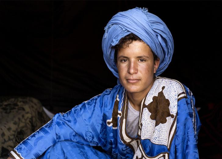 Фото №1 - Дети пустыни: кровные связи пустынников-берберов