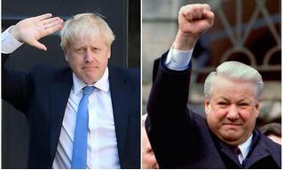 Премьер-министр Израиля перепутал Бориса Джонсона с Борисом Ельциным (видео)