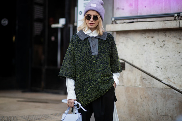 Фото №1 - Самые модные шапки зимы: 15 стильных идей