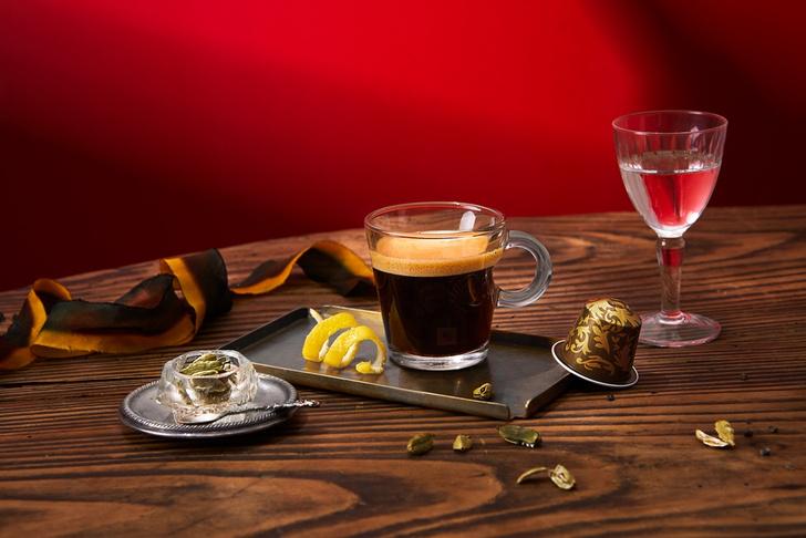 Фото №1 - Откройте первые кофейные дома вместе с Nespresso
