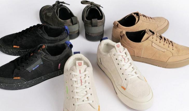 Фото №6 - Топ-5 кроссовок из переработанных материалов