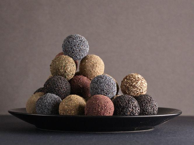 Фото №1 - Натуральные сладости ручной работы Datealmonds