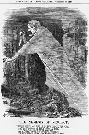 Фото №8 - Джек Потрошитель: неизвестный безумец, признанный художник или британский принц?