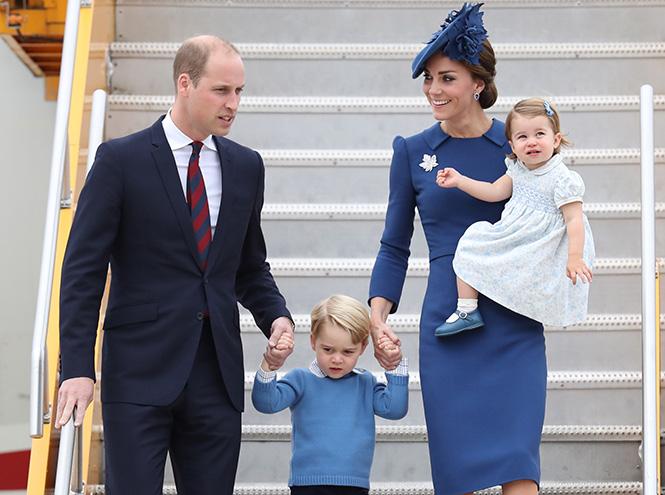 Фото №15 - Как Кейт Миддлтон укрепляет тайный матриархат королевского семейства (и почему это важно)