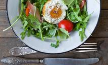 Салат «Завтрак на траве»