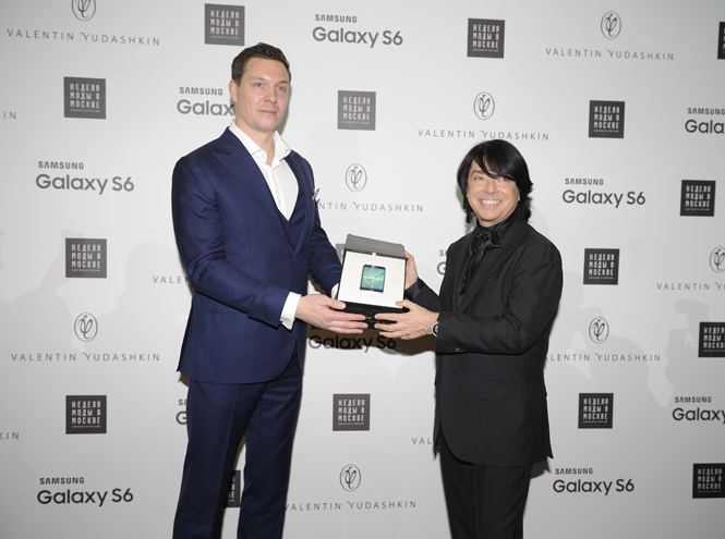 Фото №3 - Гаджет недели: смартфон Samsung Galaxy S6/S6 edge