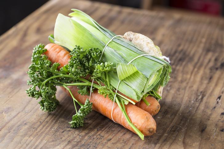 Боннский суп для похудения: продукты