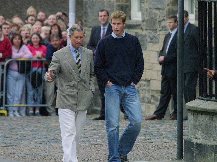 Фото №1 - Серьезная ошибка, от которой принц Чарльз предостерег принца Уильяма