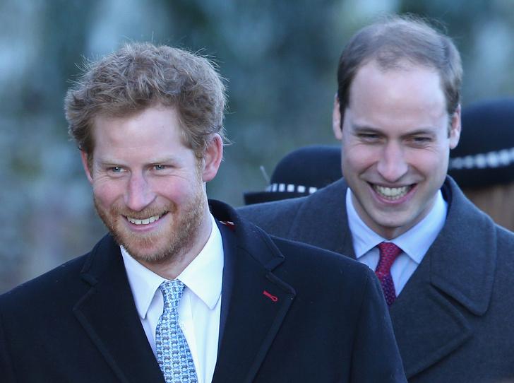 Фото №1 - «Делаю, что хочу»: почему принц Гарри всегда ощущал превосходство над Уильямом