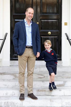 Фото №7 - Почему Кейт и Уильям прячут детей от публики на самом деле