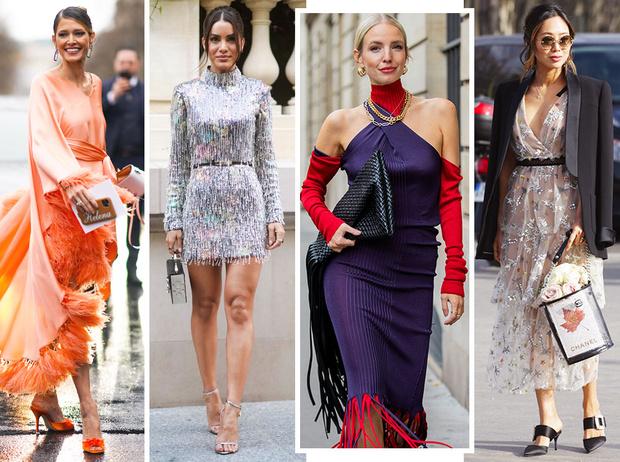 Фото №1 - Самые модные наряды для встречи Нового 2021 года: 6 главных трендов