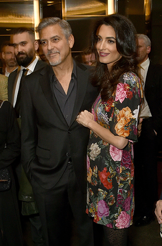 Фото №4 - Амаль Клуни родила двойню