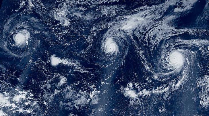Фото №1 - Кто дает имена ураганам?