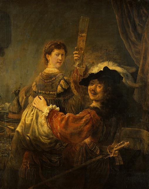 Фото №2 - Цвет любви: 9 загадок картины Рембрандта «Возвращение блудного сына»